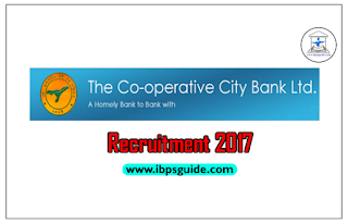 The Co-operative City Bank Recruitment 2017 – Apply Now