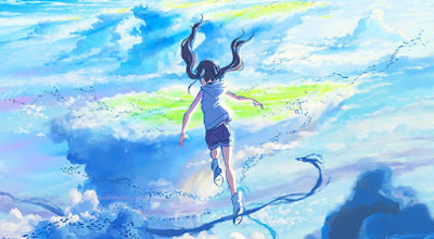 Weathering With you Key visual Art