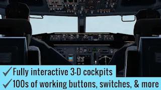 3 Game Simulator Pesawat Premium Terbaik di Android
