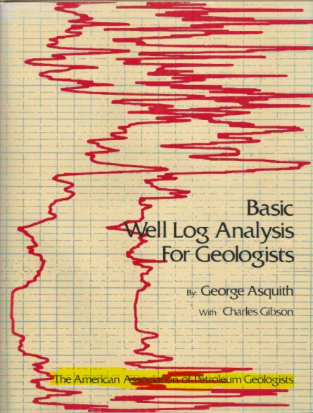 Basic Well Log Analysis for Geologists in pdf