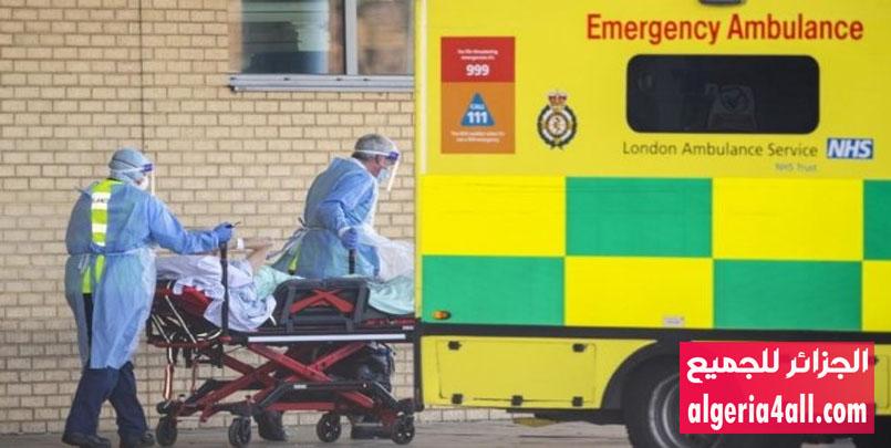 حصيلة وفيات كورونا في أوروبا,#كورونا: بريطانيا تتخطى إيطاليا بأكبر حصيلة وفيات كورونا في أوروبا,Corona death toll in Britain,Le nombre de morts à Corona en Grande-Bretagne