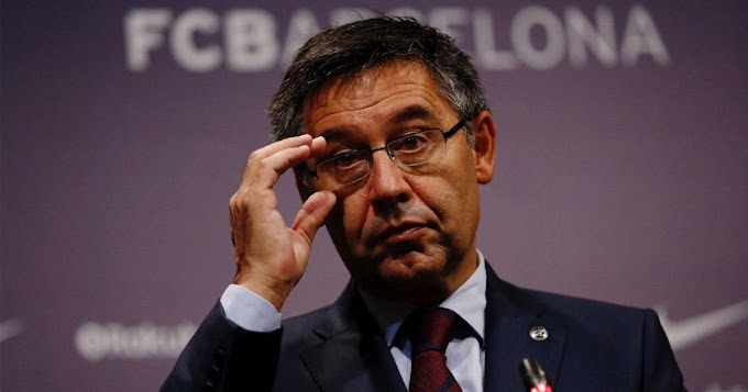 vote of no confidence against Bartomeu: 12,700 signatures collected, 2 days left to kick him out of Barcelona office.