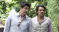 How to be a Latin Lover Eugenio Derbez and Ken Marino Set Photo (26)