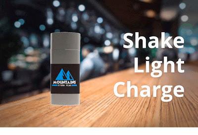 ¡Encendedor Shake Max Print!