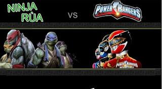 Ninja rùa và siêu nhân game cực hay