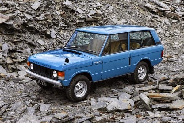 весь модельный ряд автомобилей Land Rover и цены в России
