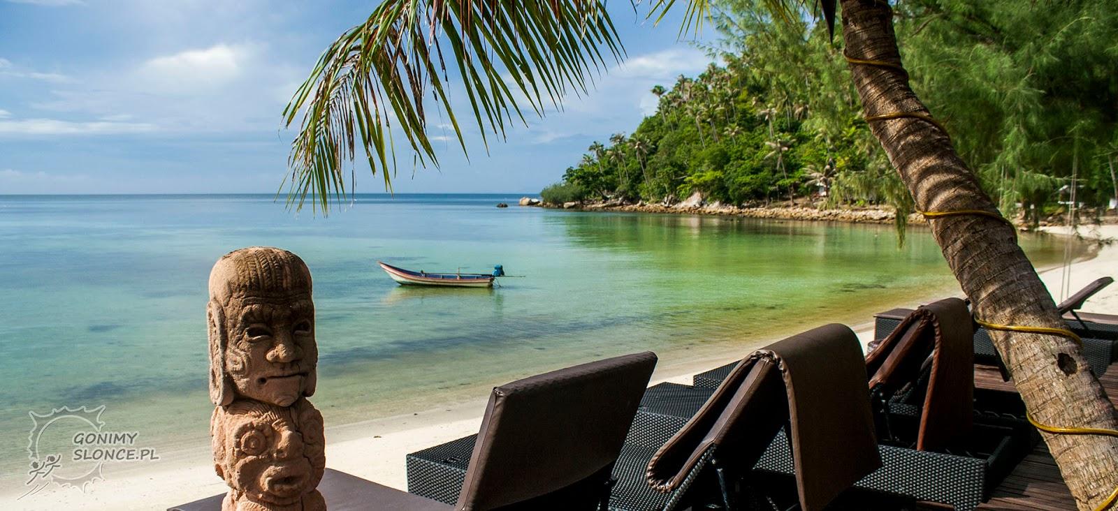 Tajlandia | Koh Phangan | Czy można pracować w raju?
