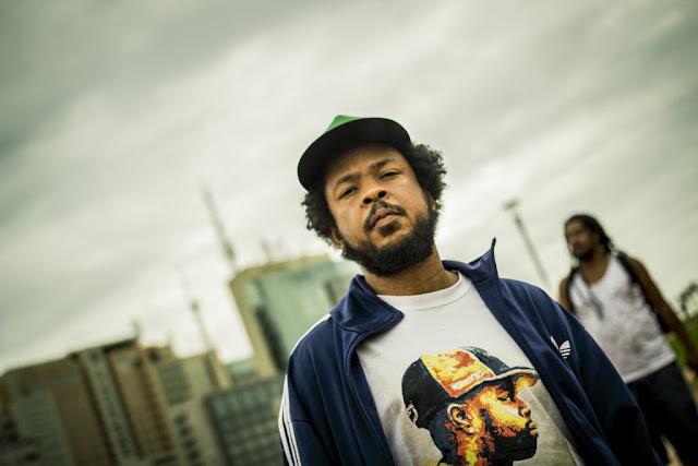 "Dr. Drumah apresenta o álbum ""The Underground Remix"". Confira!"
