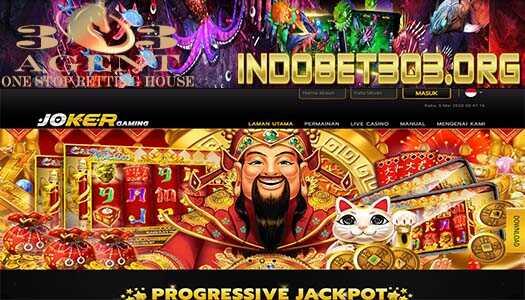 Situs Joker Indobet303 Terpercaya Layanan Memuaskan