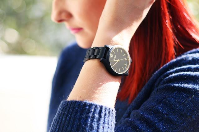 Unique wood watches