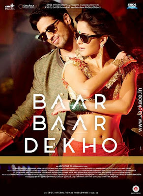 Baar Baar Dekho Budget & Day Wise Box Office Collection