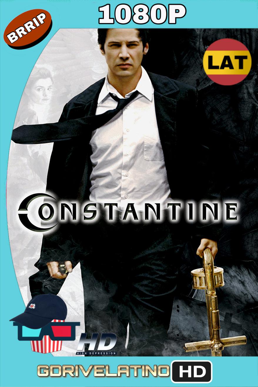 Constantine (2005) BRRip 1080p (Latino-Inglés) MKV