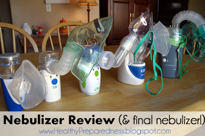 Nebulizer Found! (And Nebulizer Review)