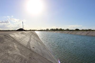 Obras do Canal do Sertão são retomadas pelo Estado de Alagoas