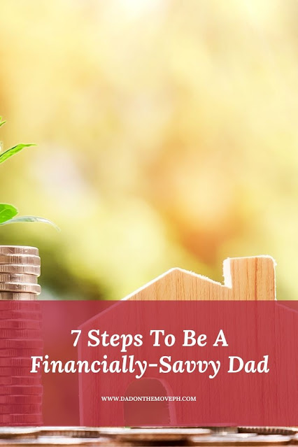 Steps to become a financially savvy dad