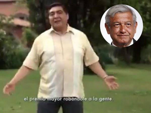 Boicotean a Carlos Bonavides por simpatizar con AMLO