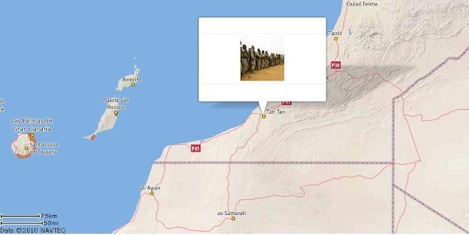 """""""EE.UU no participa ni organiza ningunas maniobras militares con Marruecos en el Sáhara Occidental."""""""