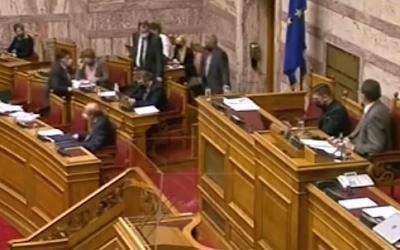 Αγριος καυγάς ανάμεσα σε βουλευτές της ΝΔ και υπουργούς
