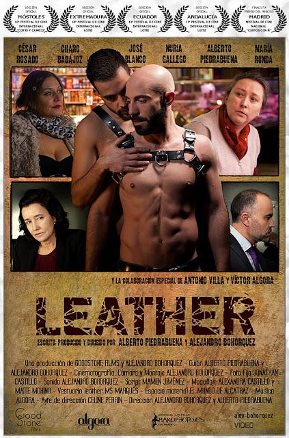 LEATHER - Cortometraje - España - 2015