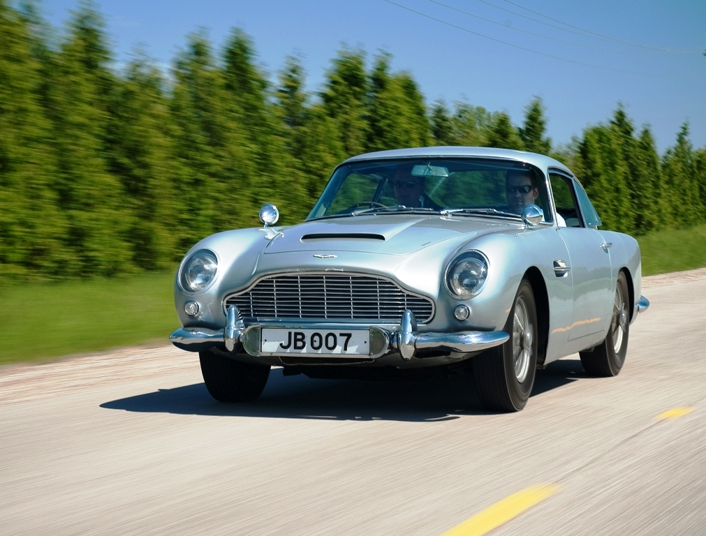 Cinema Style: For The Love Of Aston Martin