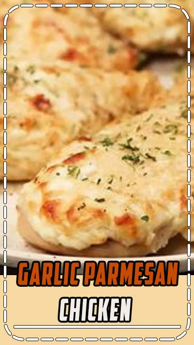Baked Chicken Recipe | Chicken Parmesan | Baked parmesan chicken is a family favorite dinner that cooks up in a sheet pan with only a few ingredients. Chicken breasts are sprinkled with seasoned salt and pepper, and then covered in a creamy mixture with garlic and parmesan cheese. #chicken #chickenrecipes #bakedchicken #dinnerrecipes #recipevideos