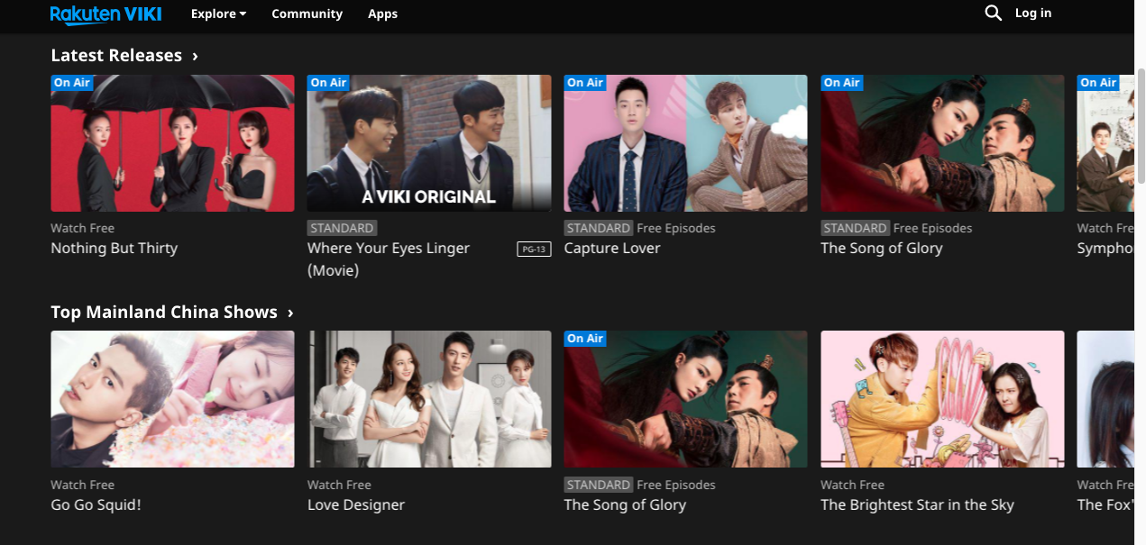 Viki Rakuten(Watch Korean Dramas Online Free)