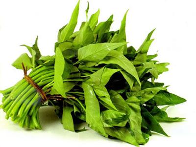 Những lưu ý cần thiết khi sử dụng rau muống trong mâm cơm người Việt