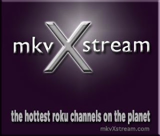 mkvXstream Roku Channels List