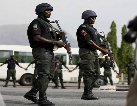 Two suspected cultists arrested by the police in Lagos