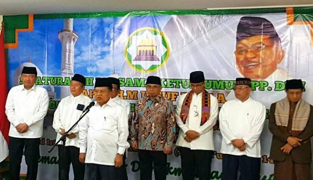 JK Kritik Perumahan Elit di Jakarta Tak Punya Masjid