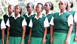 KCSE RESULTS - Precious Blood, Riruta