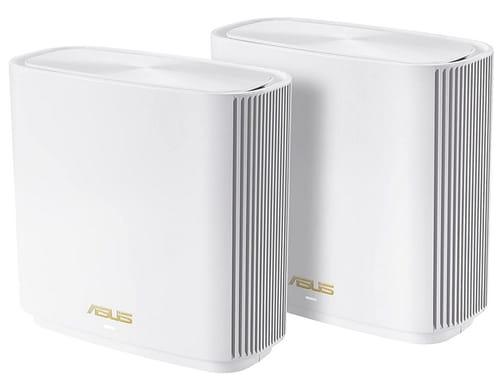 ASUS ET8 ZenWiFi Whole-Home Tri-Band Mesh WiFi 6E System