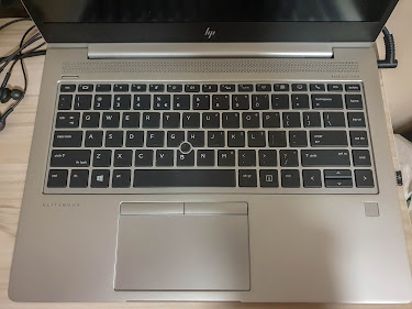 EliteBook 745 G5 keyboard