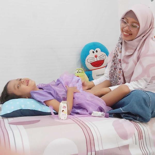 Sleek Baby Telon Oil, Mengatasi Perut Kembung pada Anak Tanpa Menyebabkan Iritasi Kulit