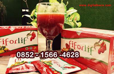 Diet Fiforlif, Diet Sehat Tanpa Efek Samping Cukup 4 Box