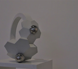 Plural from 'Bend' - A solo exhibition of contemporary sculpture by Kalyan S Rathore Curated by Nalini S Malaviya