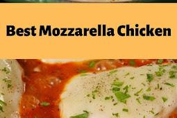 Best Mozzarella Chicken