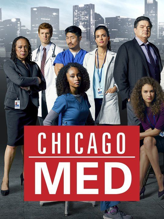 Chicago Med Temporada 1 a la 4 Dual Latino/Ingles 720p