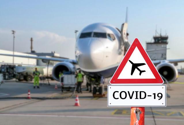 Lei 14.034 cancelamento viagem pela Covid-19
