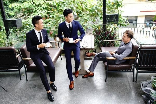 Cách kết hợp giày với quần jean dành cho phái mạnh