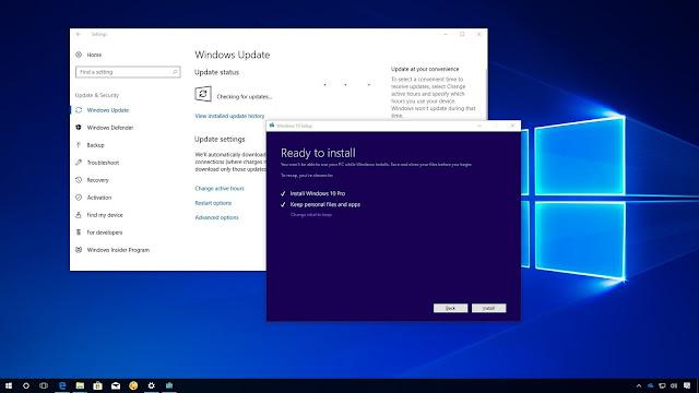 Download Windows 10 Version 1803