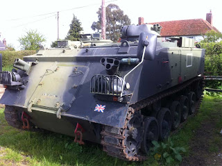 massive tank for sale