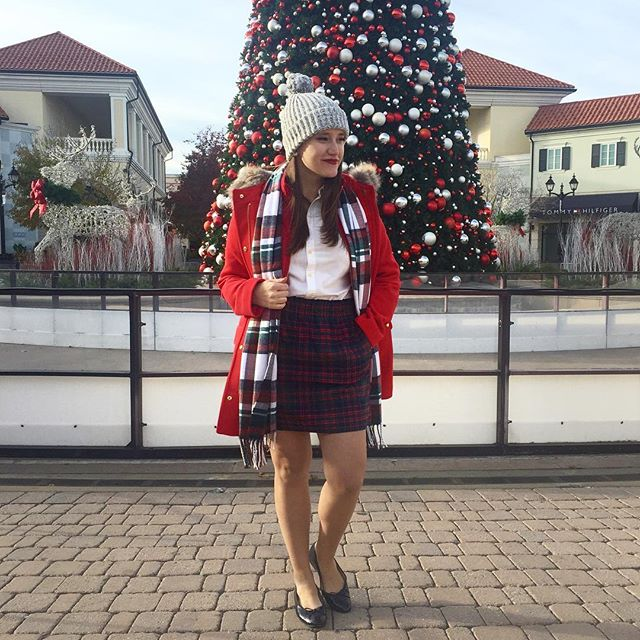 J.Crew Holiday Style, Preppy Outfit