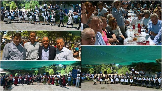3000 κόσμος στο 6ο Αντάμωμα των Σαρακατσαναίων της Πελοποννήσου