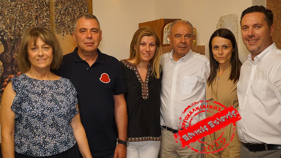 Γιώργος Βαγιωνάς:  ένα μεγάλο ευχαριστώ στους συμπολίτες μου (βίντεο)