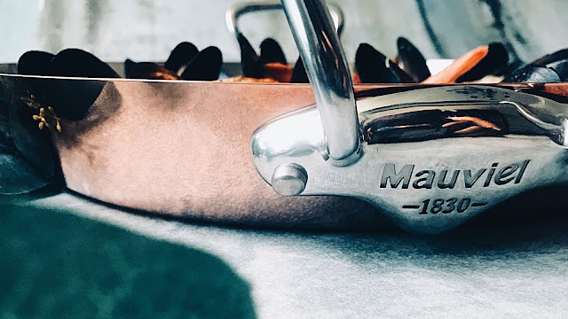 Mauviel 1830 French Copper Pans
