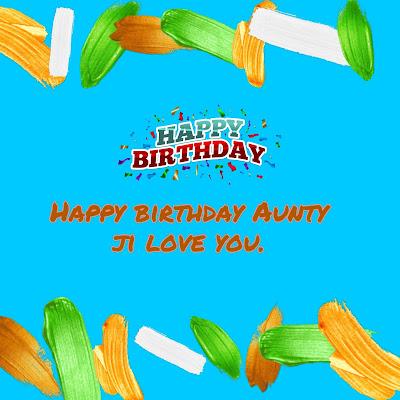 Happy birthday images aunt