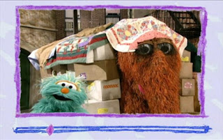 Elmo has a new video e-mail from Rosita and Snuffy. Sesame Street Elmo's World Building Things Video E-Mail