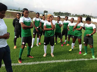 AWCON: Super Falcons to tackle Cameroon in final