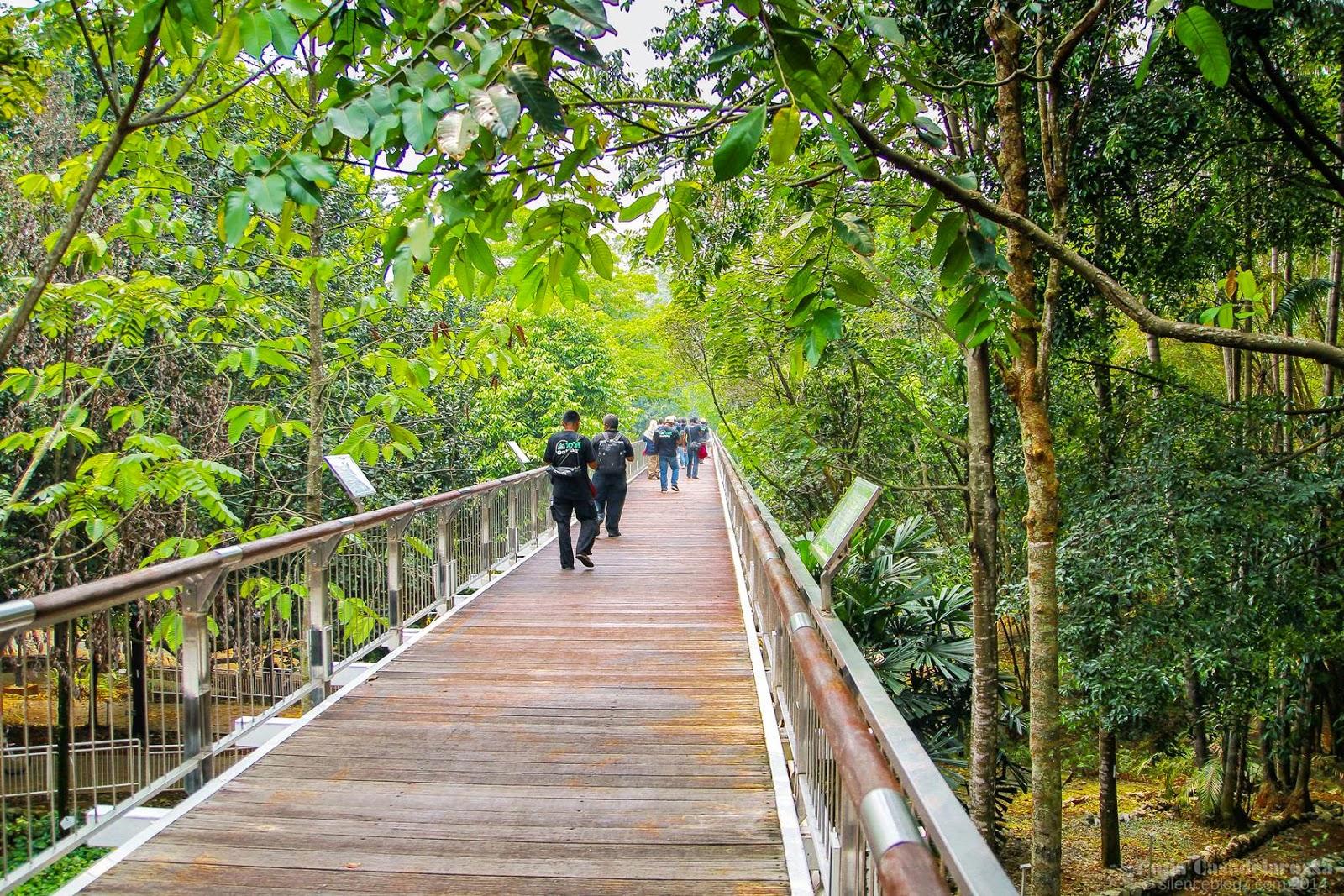 Jom Outing 3 Taman Botani Putrajaya